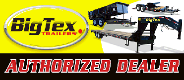 White River Trailer - CM Truck Beds Big Tex Trailers